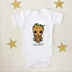 Other - I Am Groot Bodysuit